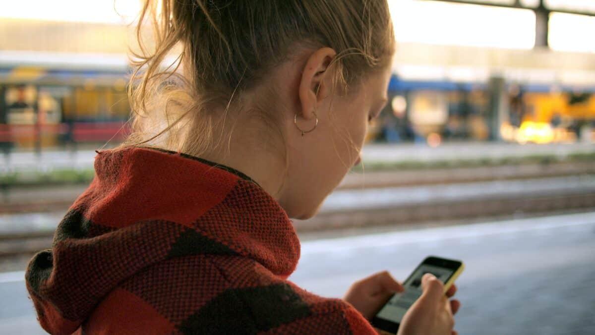 """""""Figli delle app"""", nativi digitali."""